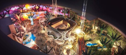 Qatar's Largest Indoor Theme Park Selects InTWO to Improve Operational Efficiency.