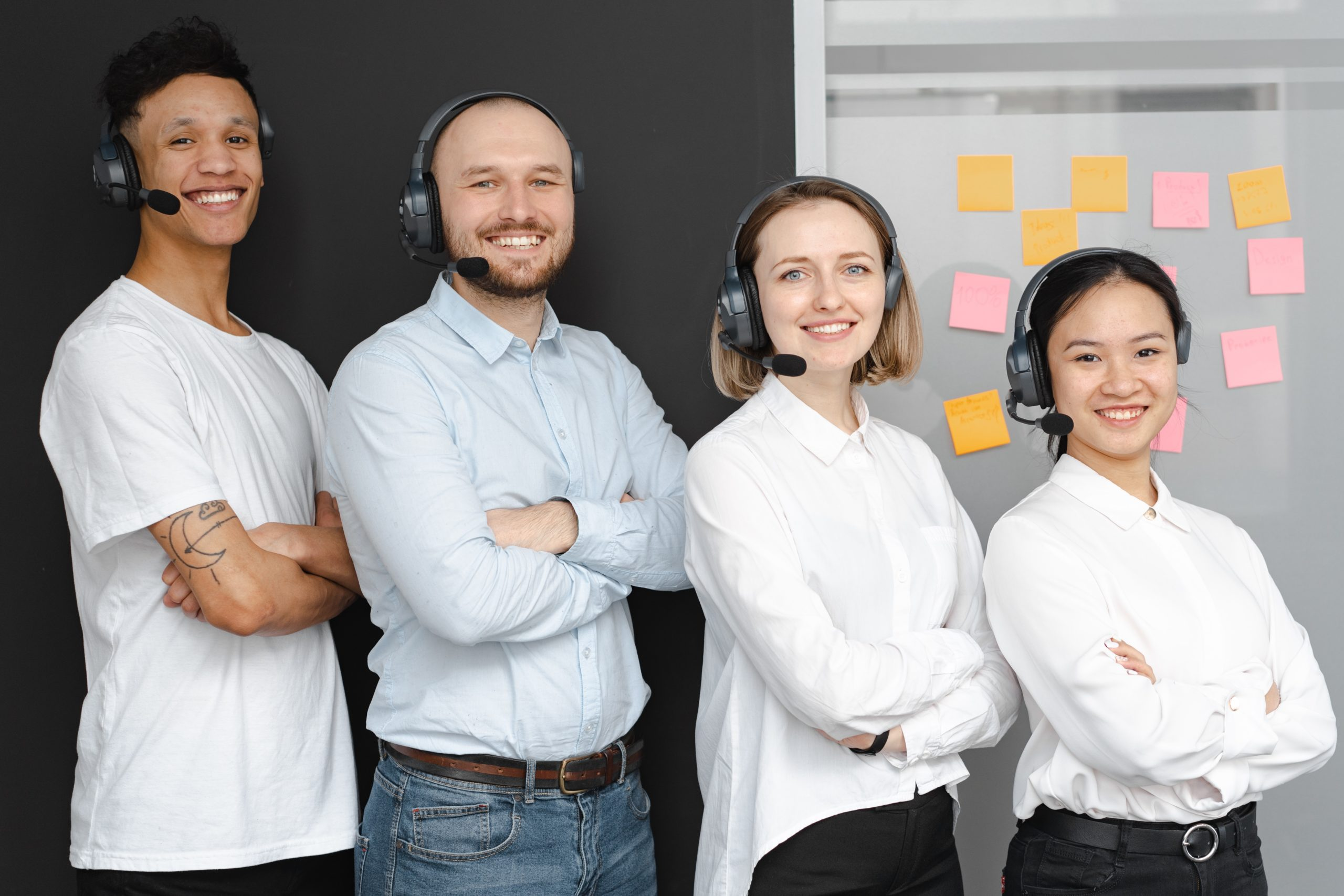 Experienced Consulting Team